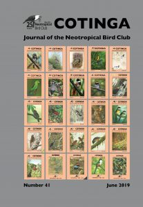 Neotropical Bird Club